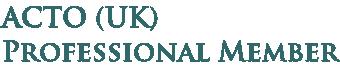 ACTO (UK) Professional Member