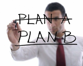 Plan B – Letting Go | Ashwood Therapy Blog