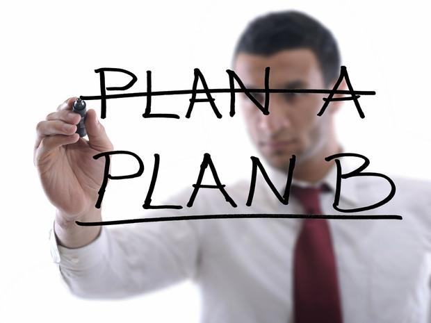 Plan B – Letting Go | Ashwood Therapy Blog